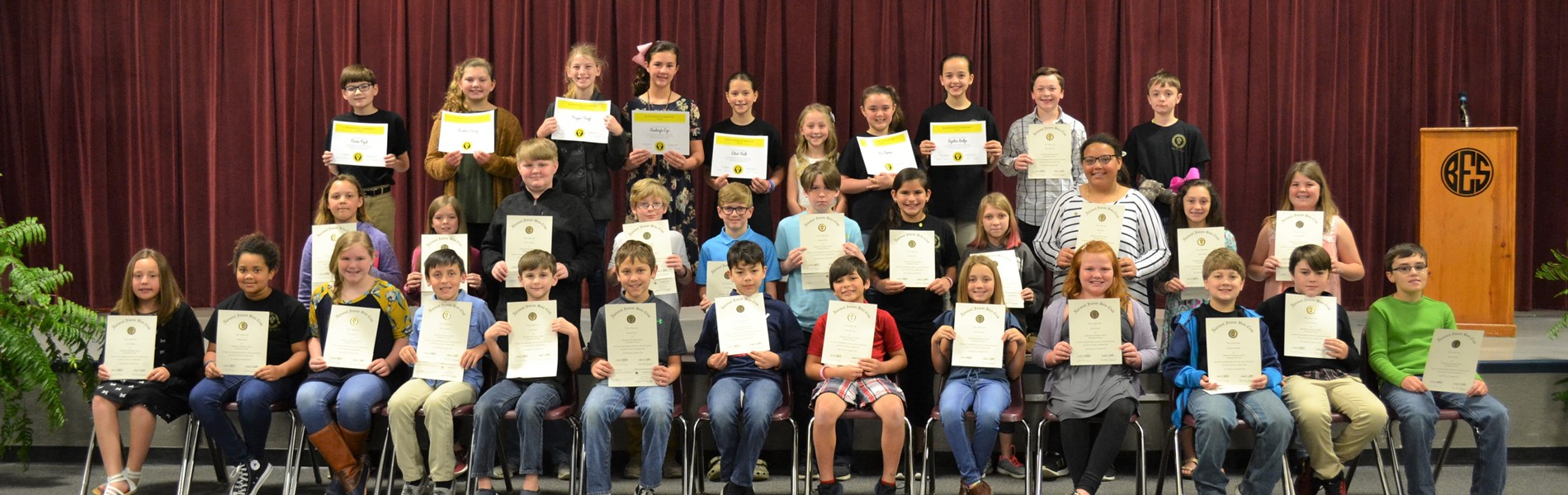 Jr. Beta Club