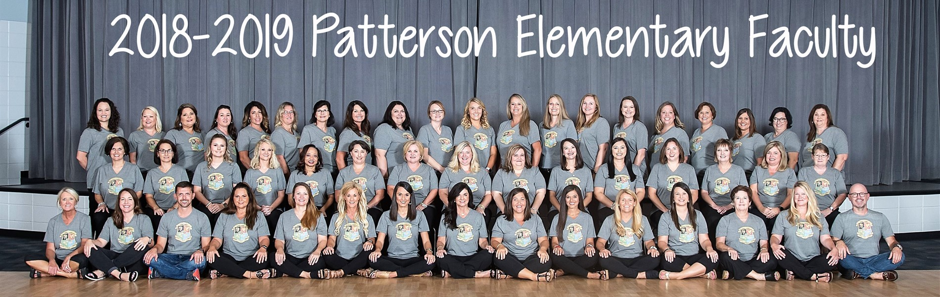 2018-2019 Patterson Elementary Faculty
